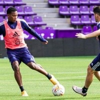 (VIDEO) Nuevo golazo de Gonzalo Plata con el Valladolid