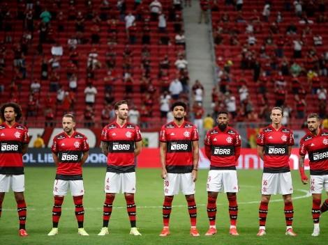 """Es por allí, Barcelona: ¿quién es el """"peor jugador de Flamengo según la prensa brasileña?"""