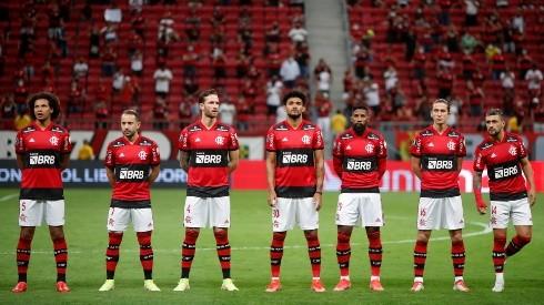 Alertan de un conflicto en el vestuario de Flamengo a horas de jugar con Barcelona