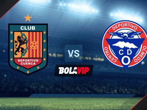 EN VIVO: Deportivo Cuenca vs. Olmedo por la Liga Pro