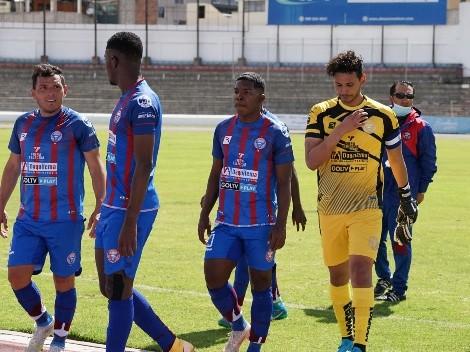 Olmedo visitará a Deportivo Cuenca con apenas 14 jugadores disponibles