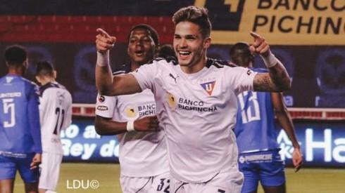 Dos dudas y dos altas en Liga de Quito