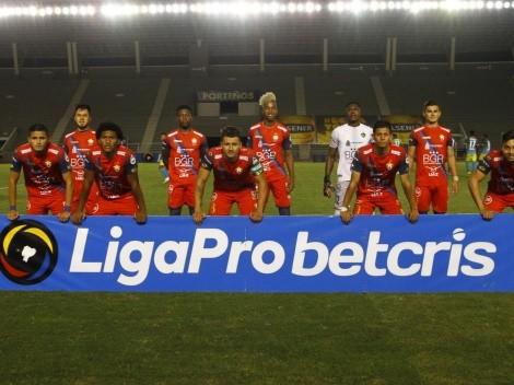 El Nacional no podrá contar con público para jugar la 'final' por el ascenso