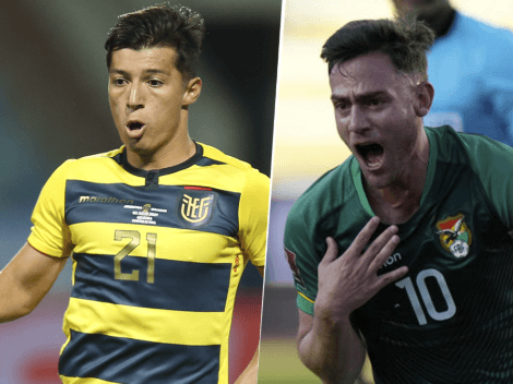 EN VIVO: Ecuador vs. Bolivia por las Eliminatorias