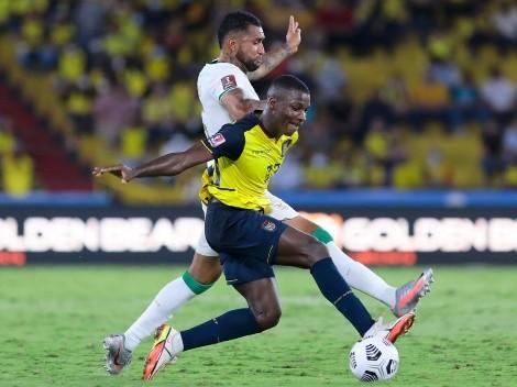 La jugada de crack de Moisés Caicedo para el gol de Enner Valencia