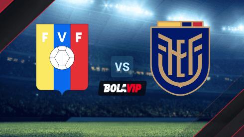 VER EN VIVO Venezuela vs. Ecuador por las Eliminatorias Conmebol: hora y canal de TV
