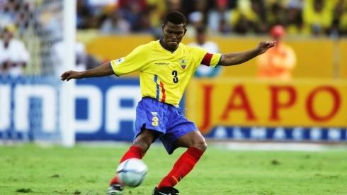Ecuador v Paraguay