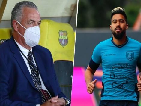 ¡Volvió la polémica! El mensaje de Christian Noboa contra Gustavo Alfaro