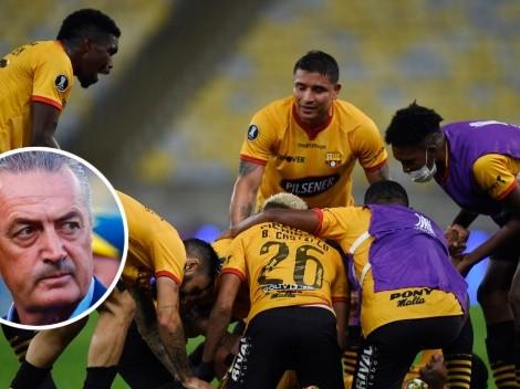 Fue campeón con Barcelona y ahora podría ser rival de Ecuador en las Eliminatorias
