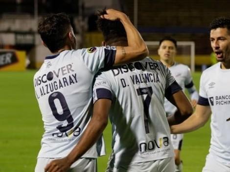 Se suma a IDV: Uno de los equipos grandes de Ecuador quiere a Lisandro Alzugaray